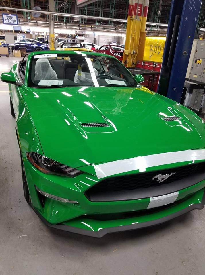 9 Photos 2019 Ford Mustang