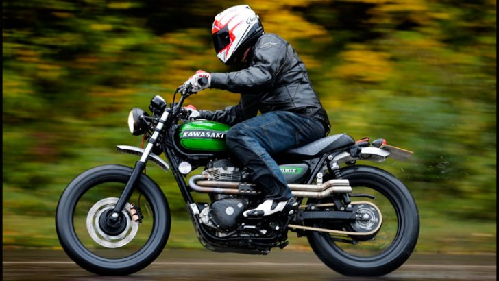 Spirit of the Seventies Custom Kawasaki W800 [Photo Galleries]