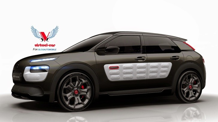Sport Citroen Cactus Yes Please Autoevolution