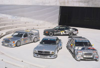 AMG's sports car made history in several European competitions