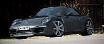 Sportec 2012 Porsche 911 Ready for Geneva