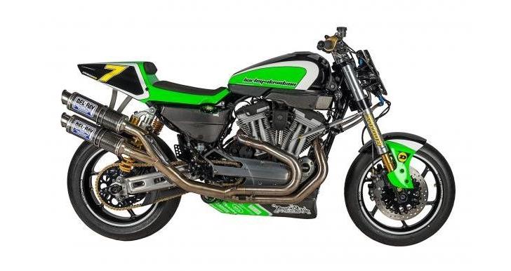 Sportster XR1200RR, the Racing Harley-Davidson - autoevolution