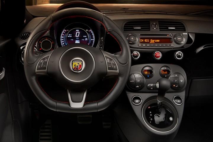 Sporty 2015 Fiat 500 Models Add Automatic Drop Fuel