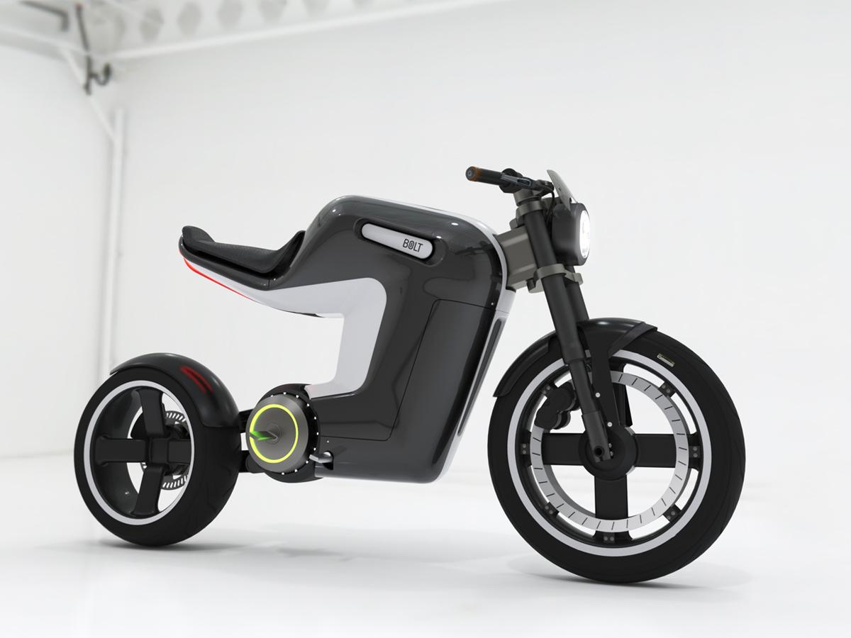 Springtime Bolt Electric Bike