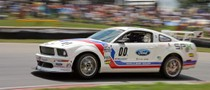 SPX to Donate Autographed Ford Mustang Race Car