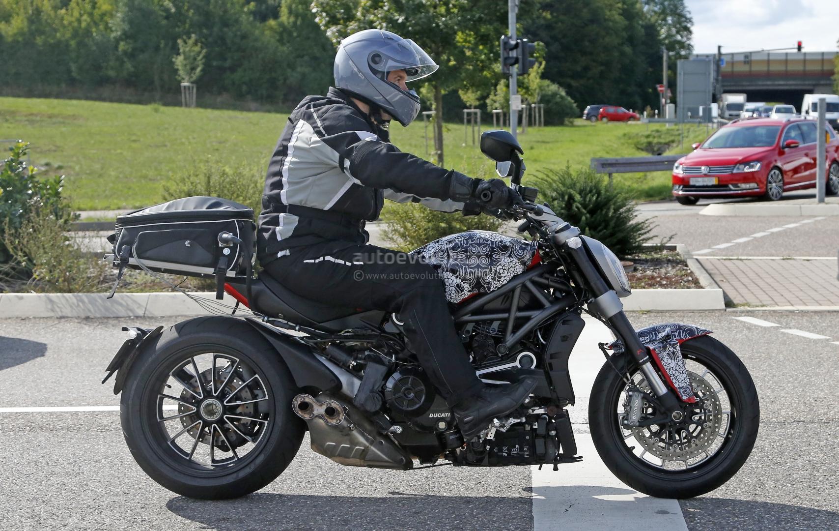 Belt Final Drive X Diavel Ducati Bike