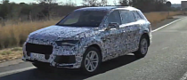 Spy Video: 2015 Audi Q7 Undergoing Testing [Video]