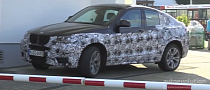 Spy Video: BMW X4 Prototypes at the 'Ring [Video]