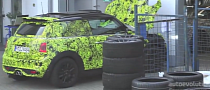 Spy Video: New MINI Cooper S Likely Has 2-Liter Turbo [Video]
