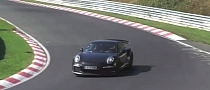 Spy Video: New Porsche 911 GT2 on the Nordschleife [Video]