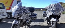 Spy Video of the New BMW R1200GT [Video]