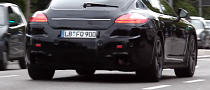 Spy Video: Porsche Panamera Facelift [Video]