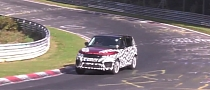 Spy Video: Range Rover Sport RS on Nurburgring [Video]