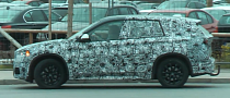 Spy Video: Second Generation BMW X1 [Video]