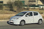 Spy Video: Toyota Yaris Facelift [Video]