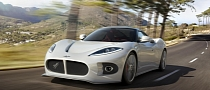 Spyker B6 Venator Headed for Salon Prive 2013