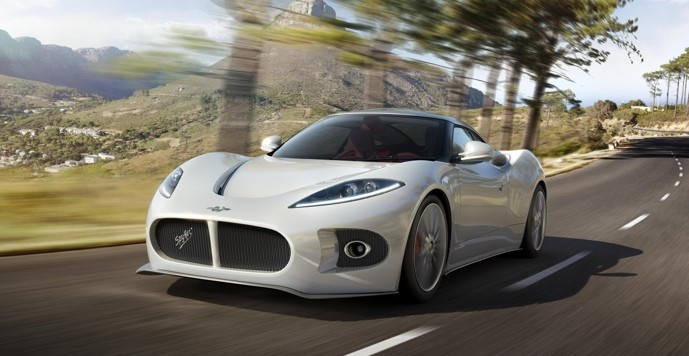 Spyker B6 Venator Spyder Headed for Pebble Beach Debut