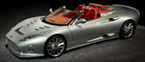 Spyker C8 Aileron Spyder UK Debut Set for MPH Show