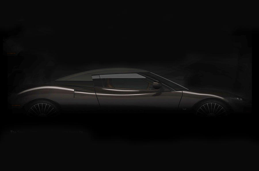 Spyker C8 Preliator Spyder Teased It Will Come To Shine In Geneva