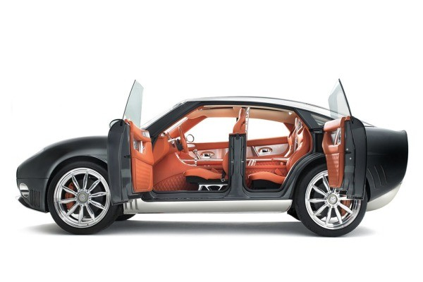 Spyker Crossover Set for 2016 Debut