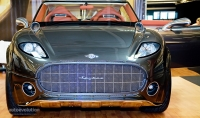 Spyker's D12 Peking to Paris