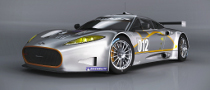 Spyker to Launch C8 Aileron GT Race Car in 2012