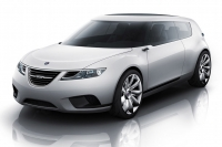 2008 Saab 9-X BioHybrid Concept could preview the next 9-2