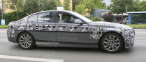 Spyshots: 2010 BMW 5 Series