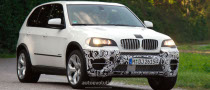 Spyshots: 2010 BMW X5 Facelift, Less Camo