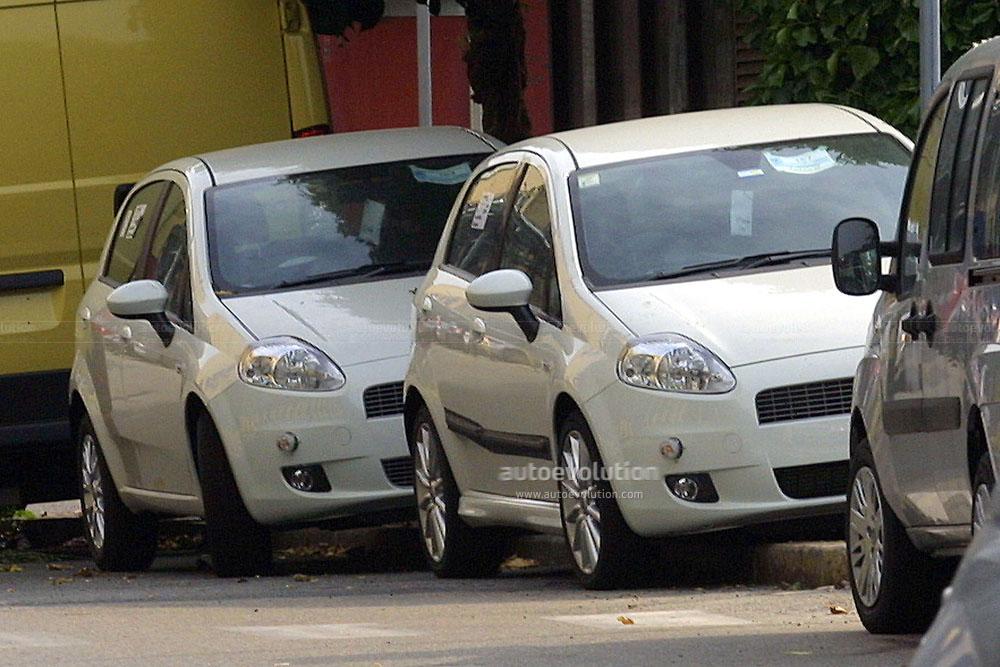 Spyshots: 2010 Fiat Grande Punto Undisguised - autoevolution
