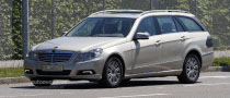 Spyshots: 2010 Mercedes E-Klasse Estate