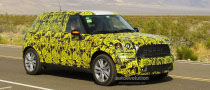 Spyshots: 2010 MINI Crossman
