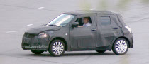 Spyshots: 2010 Suzuki Swift