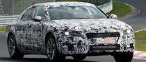 Spyshots: 2011 Audi A7 Spotted on the Nurburgring