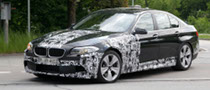 Spyshots: 2011 BMW M5 at the Nurburgring