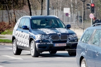 BMW's new X3 is likely to go on sale later this year