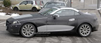 Spyshots: 2011 Mercedes SLK the Third