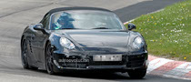 Spyshots: 2011 Porsche Boxster on the Nurburgring