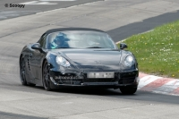 2011 Porsche Boxster on the Nurburgring