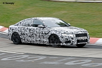 The new A6 might be unveiled in Frankfurt next year