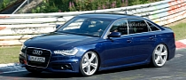 Spyshots: 2012 Audi S6 Spotted on the 'Ring, Could Come With 440 HP V8
