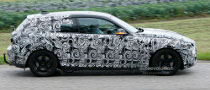 Spyshots: 2012 BMW 1 Series 3-Door