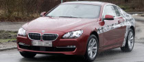 Spyshots: 2012 BMW 6 Series Coupe