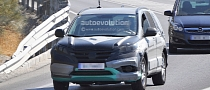 Spyshots: 2012 Honda CR-V Spotted in Europe Again