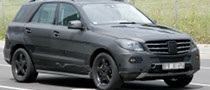 Spyshots: 2012 Mercedes-Benz ML