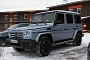 Spyshots: Mercedes G55 AMG Facelift and G65 AMG