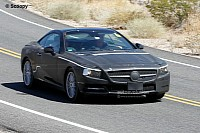 2012 Mercedes SL is on its way