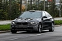 Spyshots: 2013 BMW F10 5-Series Facelift (LCI)