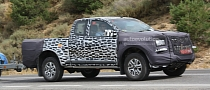 Spyshots: 2013 Chevrolet Colorado on European Roads