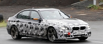 Spyshots: 2013 F30 BMW 3-Series Sedan